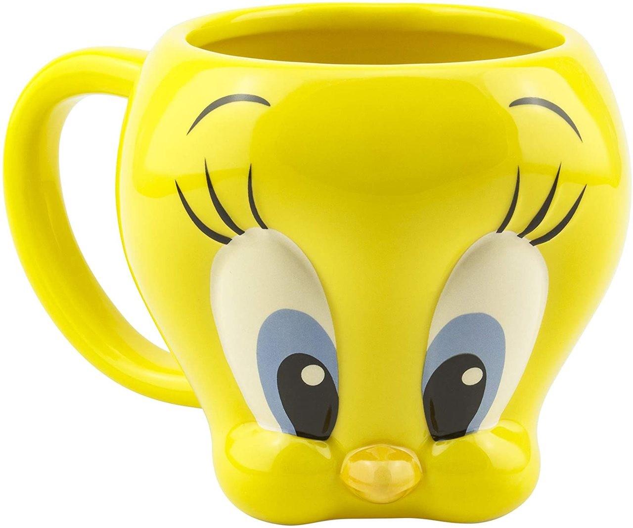 Looney Tunes - Tweety kujuline kruus (330ml)