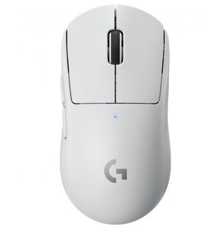 Logitech G PRO X SUPERLIGHT valge juhtmevaba hiir | 25 600 DPI