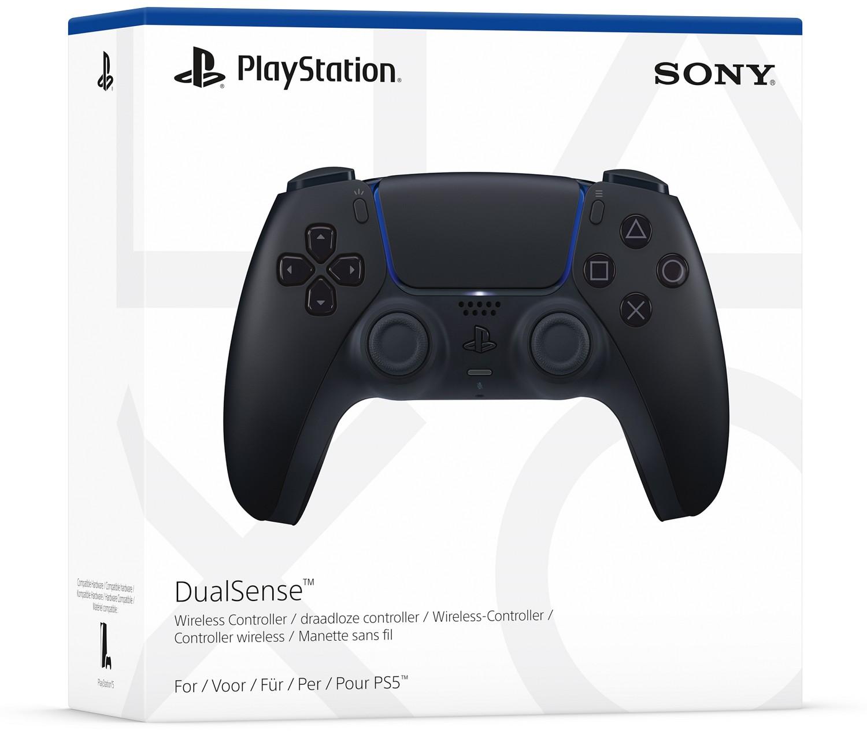 Sony PlayStation DualSense Midnight Black juhtmevaba mängupult (PS5)
