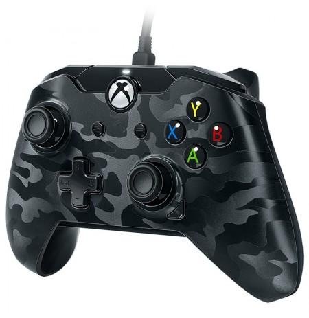 PDP juhtmega mängupult  | Xbox Series X|S, Xbox One, Windows 10 (Black Camo)