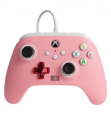 PowerA  juhtmega mängupult | Xbox One, Series X|S (Roosa)