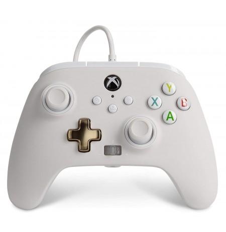 PowerA  juhtmega mängupult | Xbox One, Series X|S (valge)