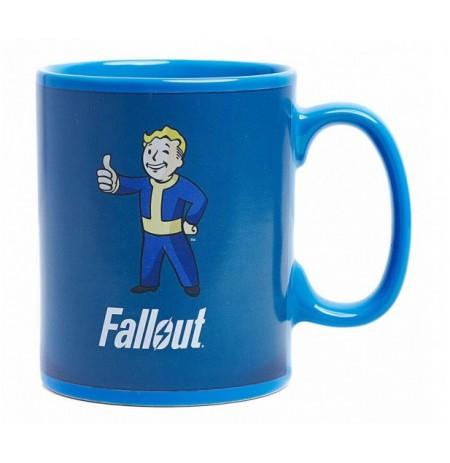 Fallout tass | Vastuseks kuumusele