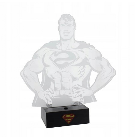 DC Comics Superman Hero Lamp
