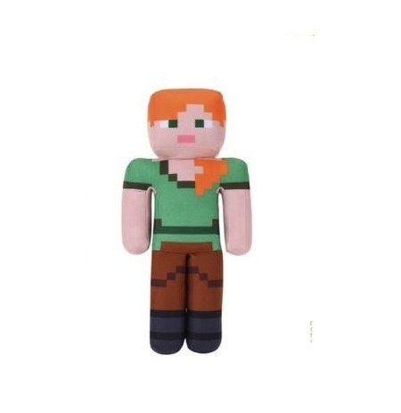 Minecraft: Alex Plüüsist mänguasi | 34cm