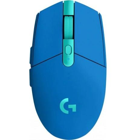 LOGITECH G305 LIGHTSPEED juhtmevaba hiir (sinine) 12000 DPI