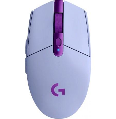 LOGITECH G305 LIGHTSPEED juhtmevaba hiir (sirel) 12000 DPI