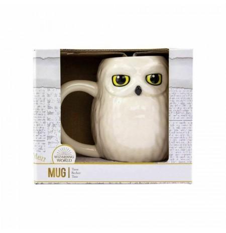Harry Potter Hedwig Shaped 3D Mug