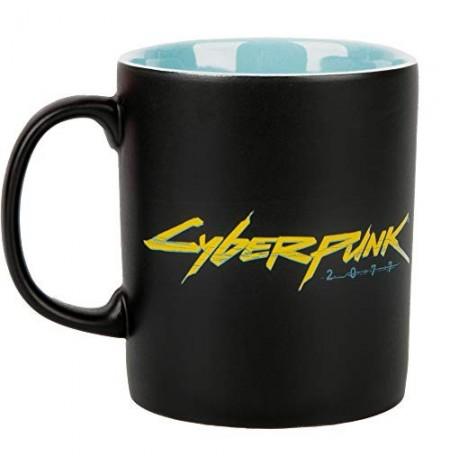 Cyberpunk 2077 Cyber Mug