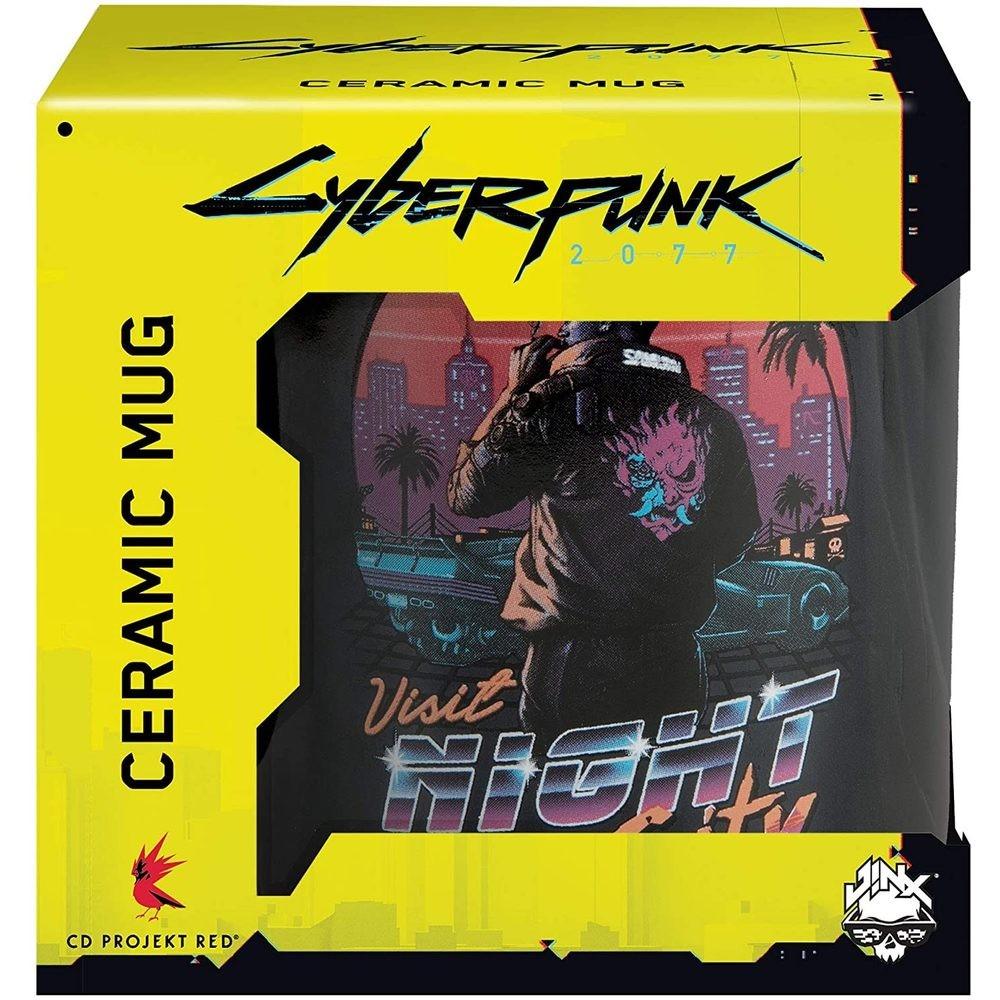 Cyberpunk 2077 Night City Sunset Karikas