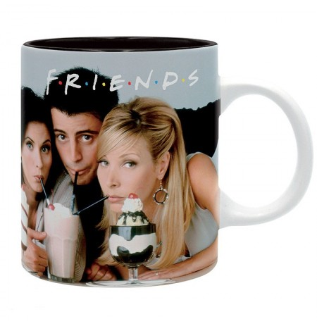 Friends Vintage Photo Mug Karikas (320ml)