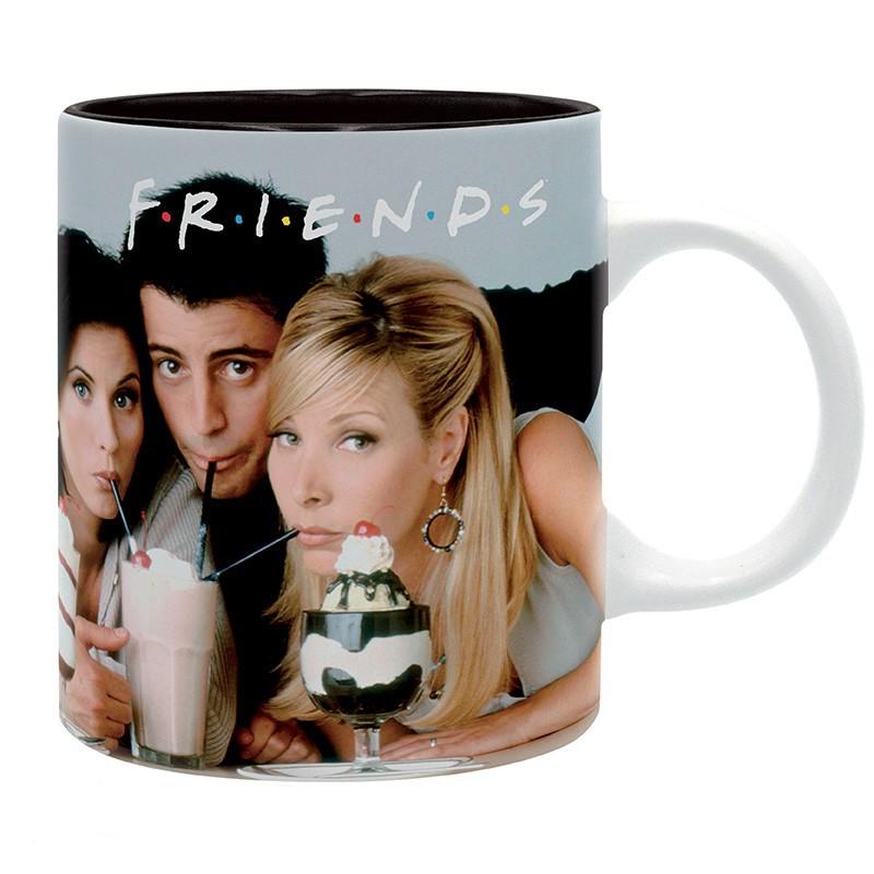 Friends Vintage Photo Mug Karikas