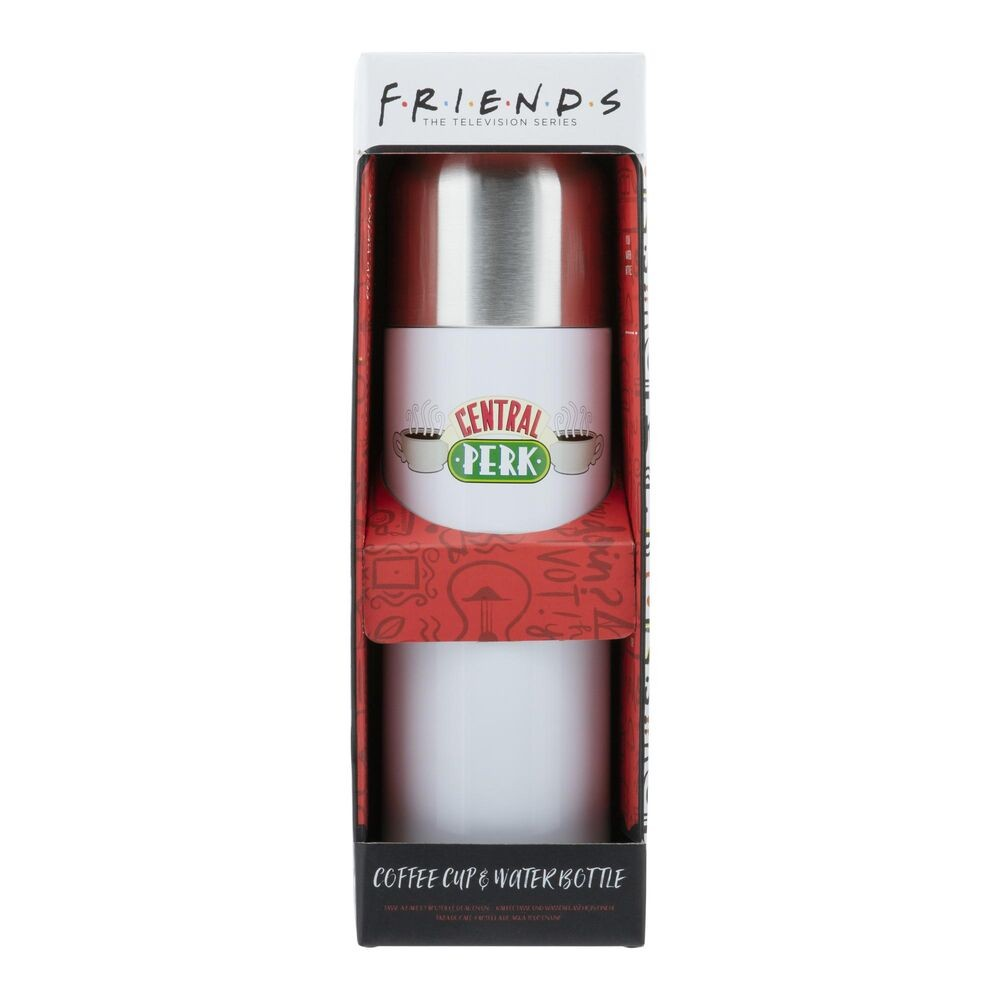 Friends Central Perk topelt tass
