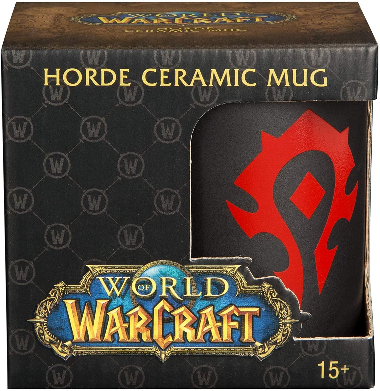 World Of Warcraft Horde Logo Karikas