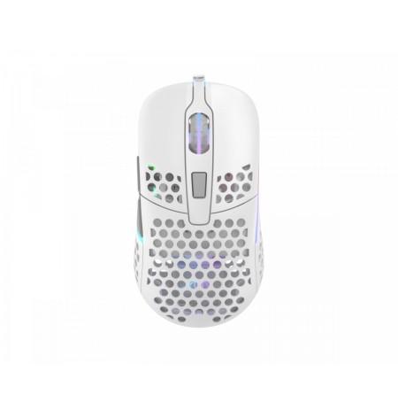 Xtrfy M42 Valge optiline juhtmega hiir | 16000 CPI