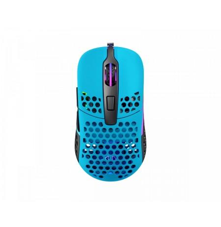 Xtrfy M42 Miami Blue optiline juhtmega hiir | 16000 CPI