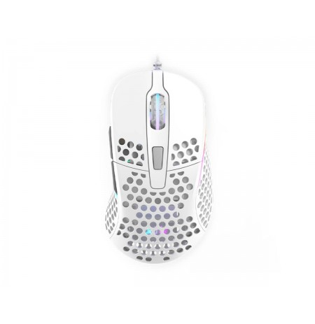 Xtrfy M4 White optical gaming mouse | 16000 CPI
