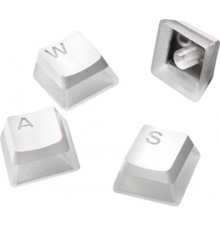 SteelSeries PrismCaps Keycaps   US, Valge
