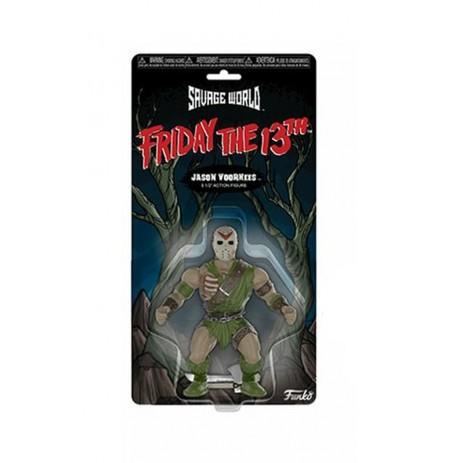 Funko Savage World Friday the 13th Jason Voorhees Action Figure