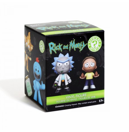 Funko RICK AND MORTY Mystery Minis (Series 1) Blind Box Vinyl Figures