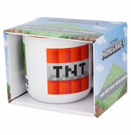 Minecraft keraamiline hommikukruus (400ml)