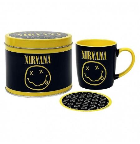 Nirvana (Smiley) tassist kruus ja alused