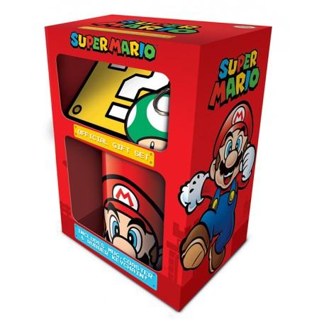 Super Mario (Mario) kinkekomplekt