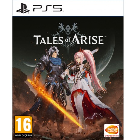 Tales of Arise + preorder bonus