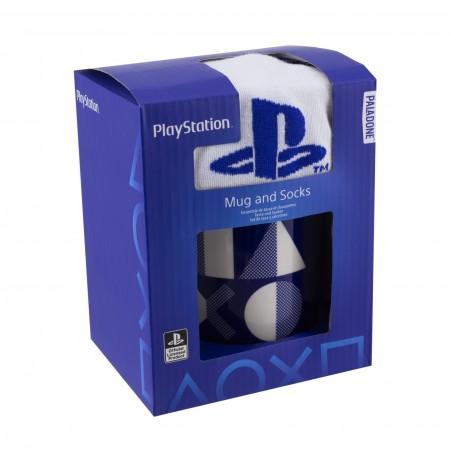 Playstation kruus ja sokid kinkekomplekt
