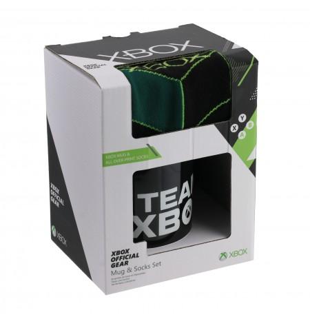 Xbox kruus ja sokid kinkekomplekt