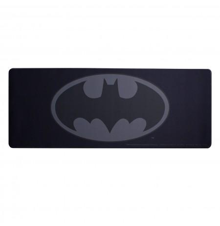 Batman Logo hiirematt l 800x300mm