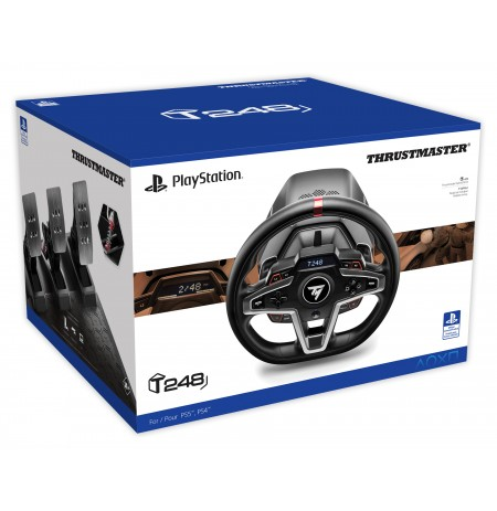 Thrustmaster T248 rool| PS5/PS4/PC