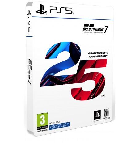Gran Turismo 7 - 25th Anniversary Edition + Preorder Bonus