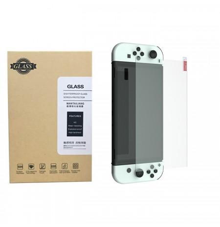 Nintendo Switch OLED Karastatud klaasist ekraanikaitse