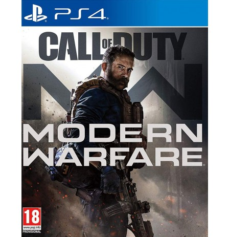 Call Of Duty: Modern Warfare (Mäng ainult itaalia keeles)