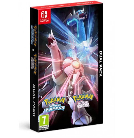 Pokémon Brilliant Diamond and Shining Pearl Double Pack