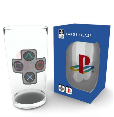 PLAYSTATION Buttons klaas