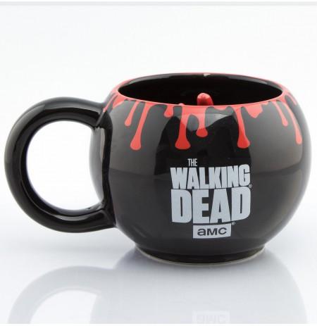 WALKING DEAD Walker Hand 3D tass