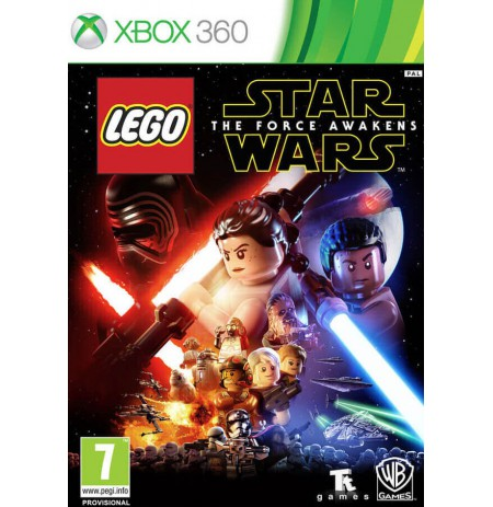 LEGO Star Wars: The Force Awakens X360