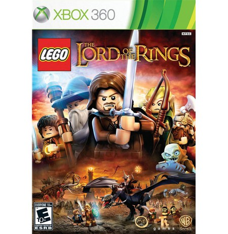 LEGO Lord of the Rings - Classics X360