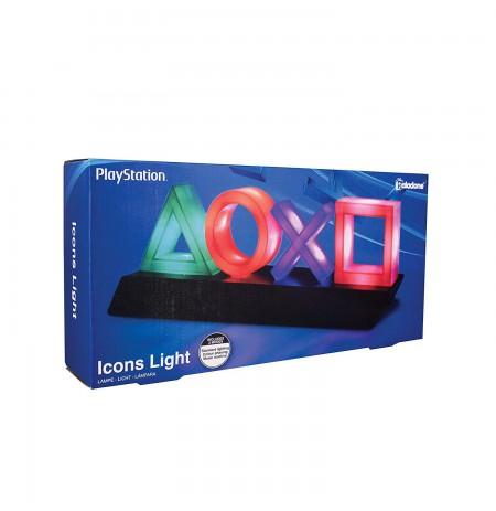 PlayStation Icon lamp